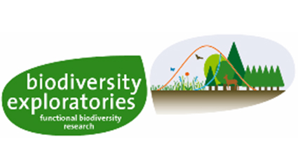 biodiversity               exploratories